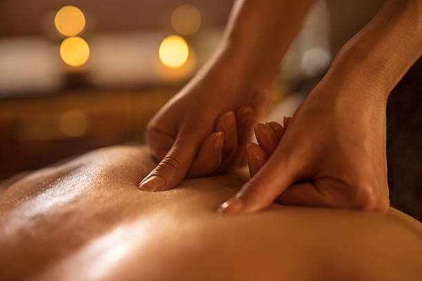 closeup-of-alternative-therapy-at-the-spa-picture-id517753190